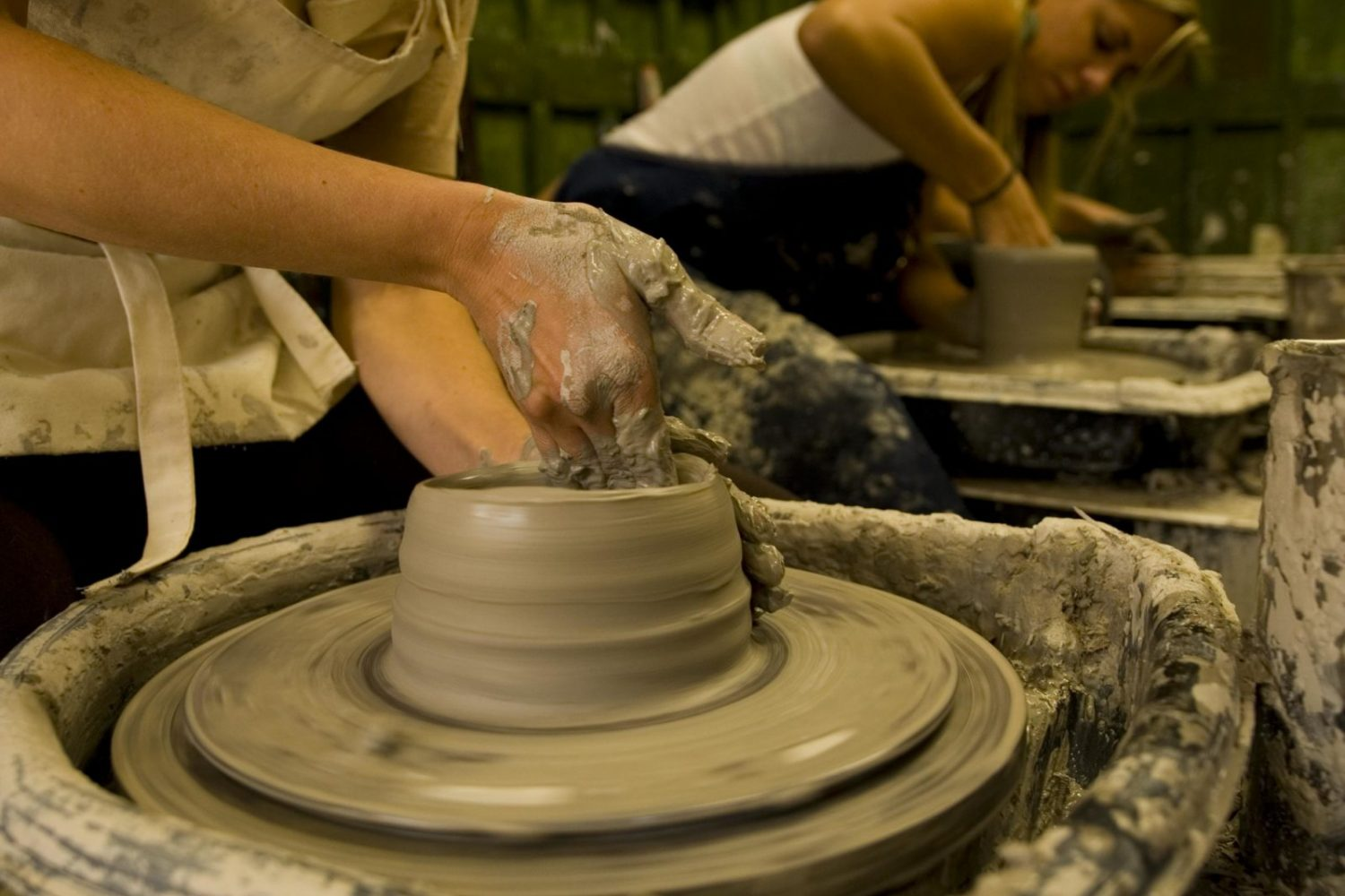 art of pottery Tirana