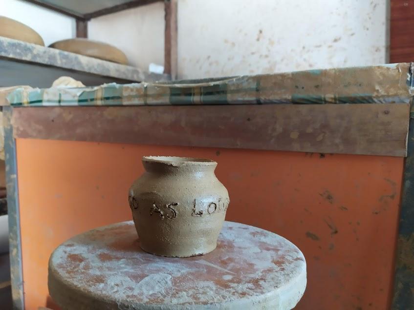 Pottery Tirana