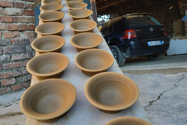 Pottery Studio Tirana