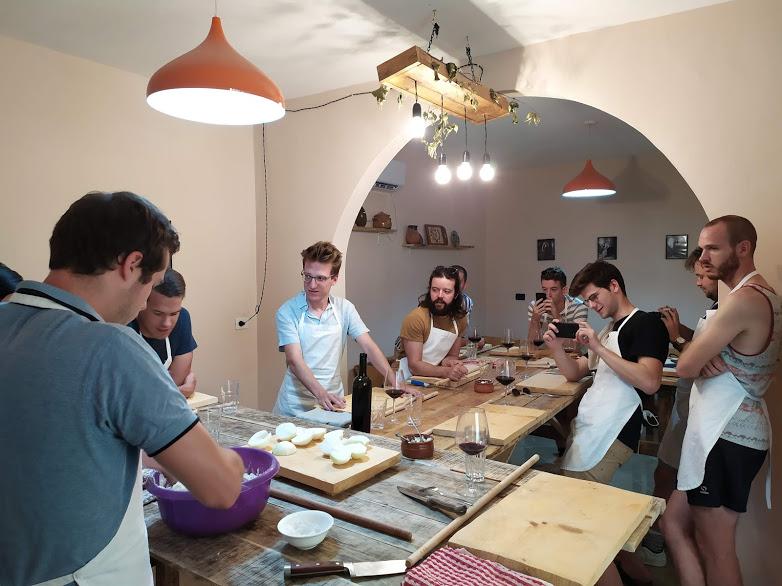 Food Tasting Tirana