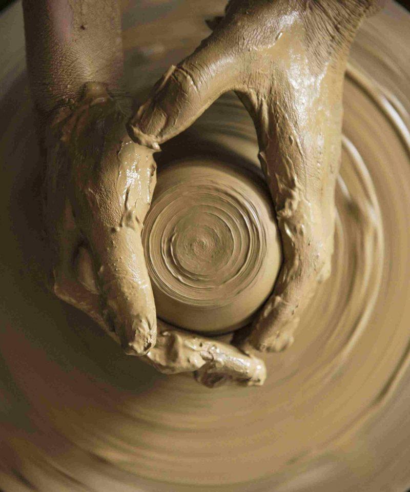 pottery lessons near tirana