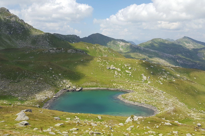 Bjeshket e Nemuna and Peaks of the balkans