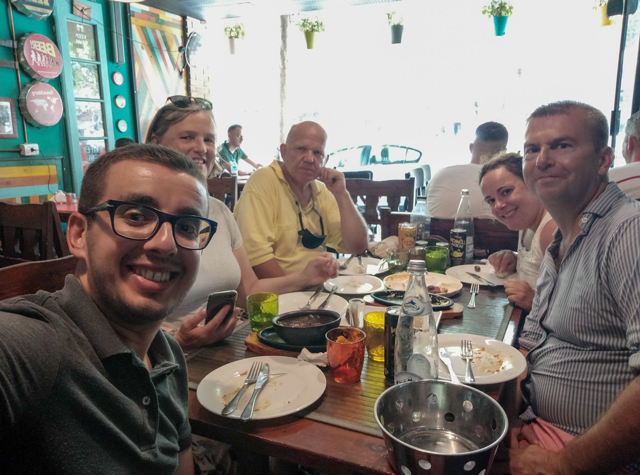 City and Food Tour