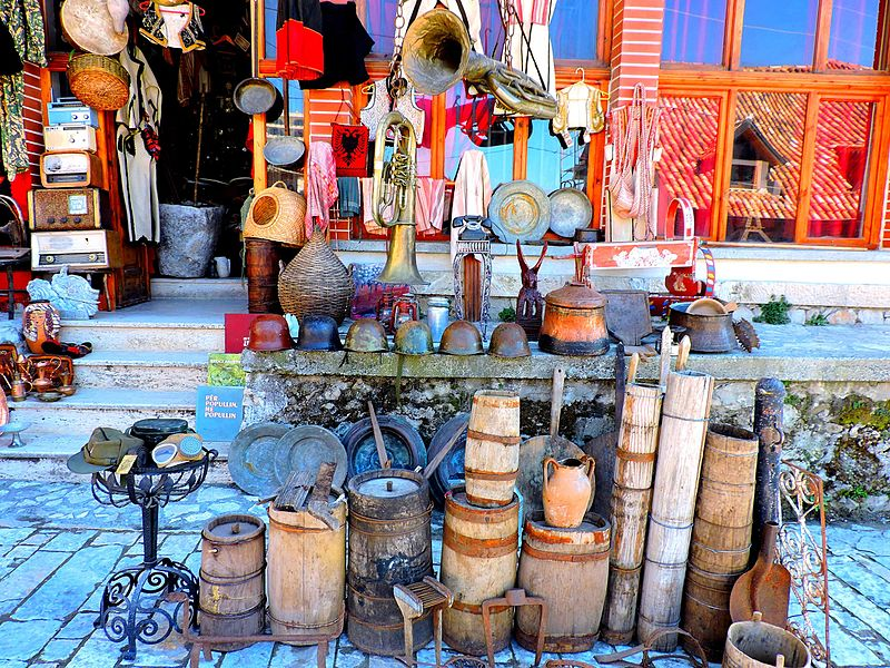 Souvenir Shop Kruja