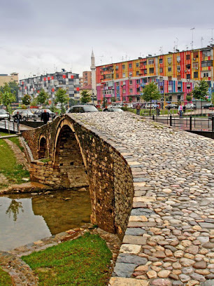 Old Bridge in Tiranan