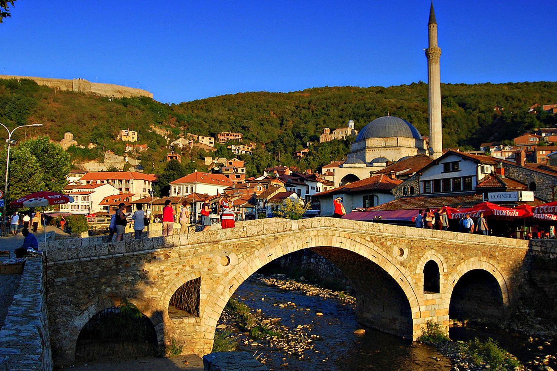 The Bridge of Love in Prizren