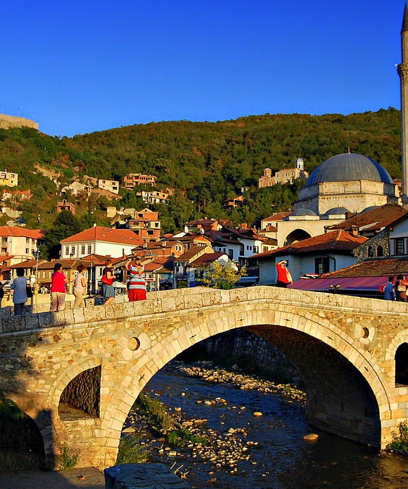 The Bridge of Love in Prizren