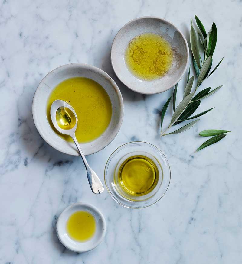 olive oil tasting in Albania