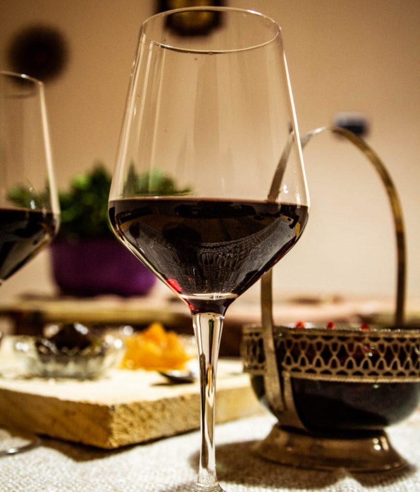 Albanian Red Wine