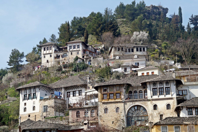 The Old Neighborhood of Gjirokaster