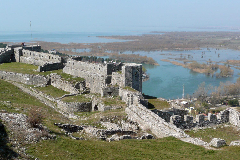 Rozafa's Castle Shkoder