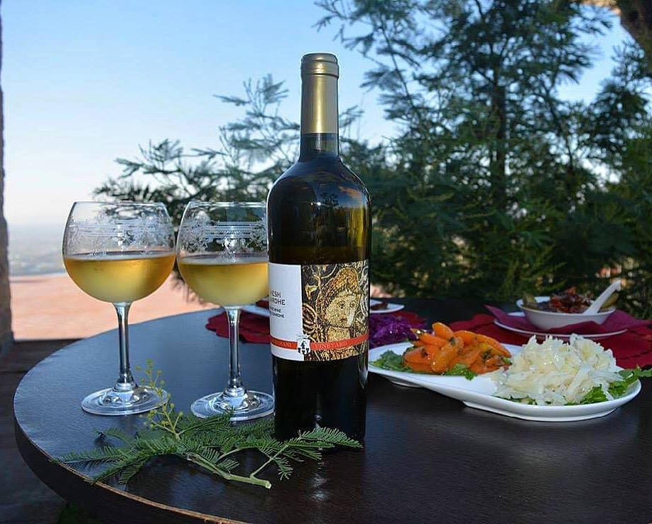 wine tasting Tirana