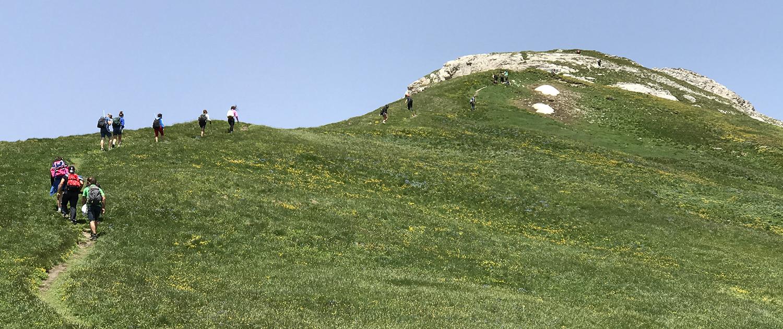 Korabi Mountain