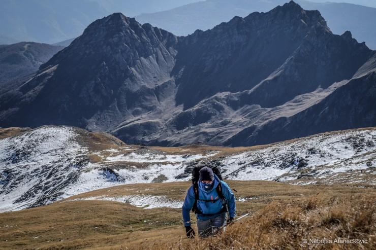 Summit of Korabi Mountain