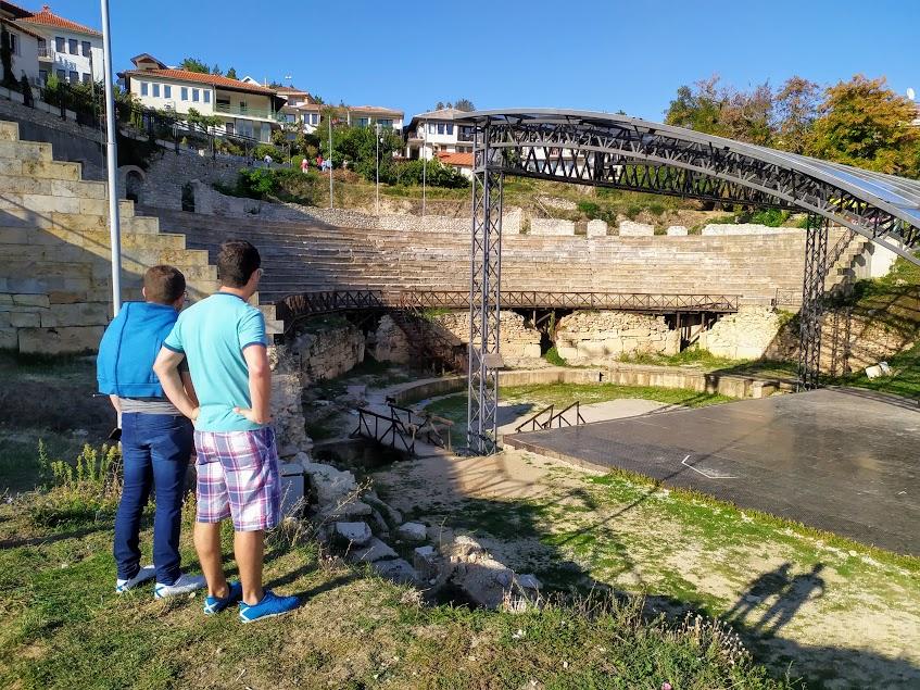 Private trip of Ohrid