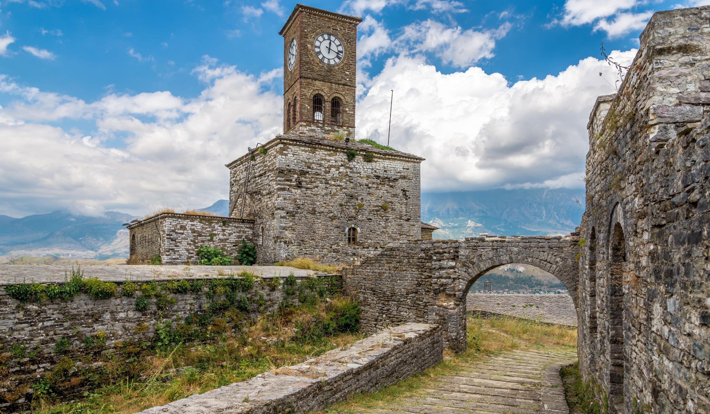 Clock Tower gjirokaster