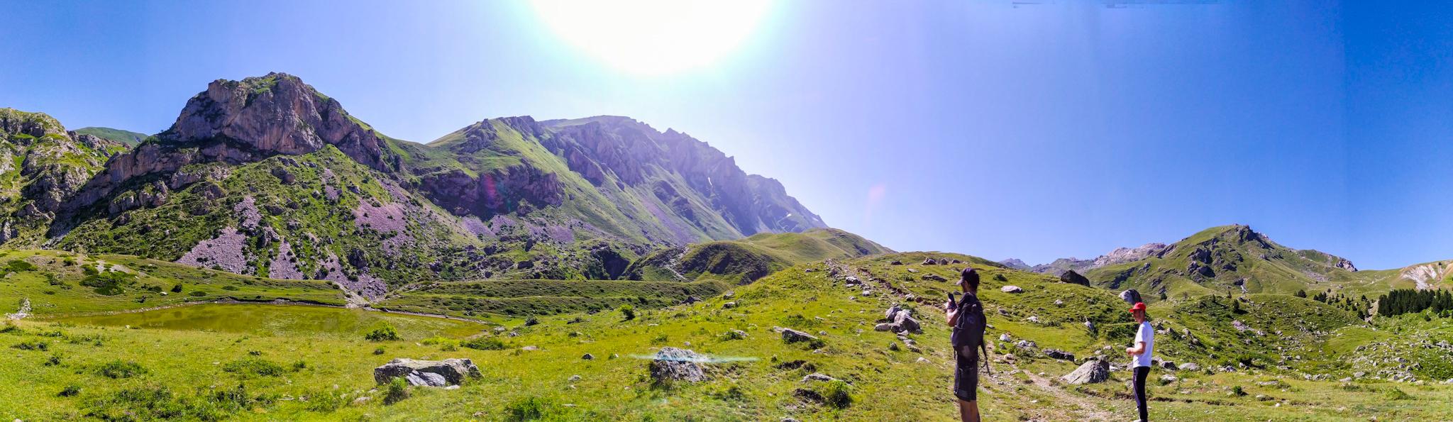 Korabi Park Albania