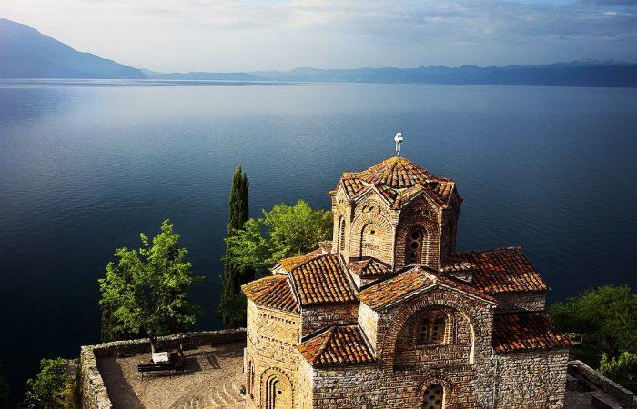 Church of St John Ohrid