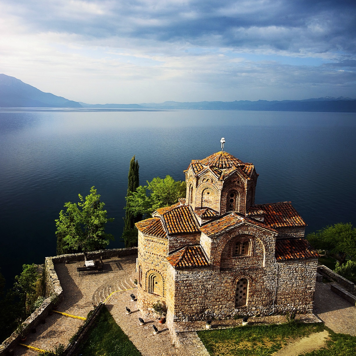Church of St John Ohrid