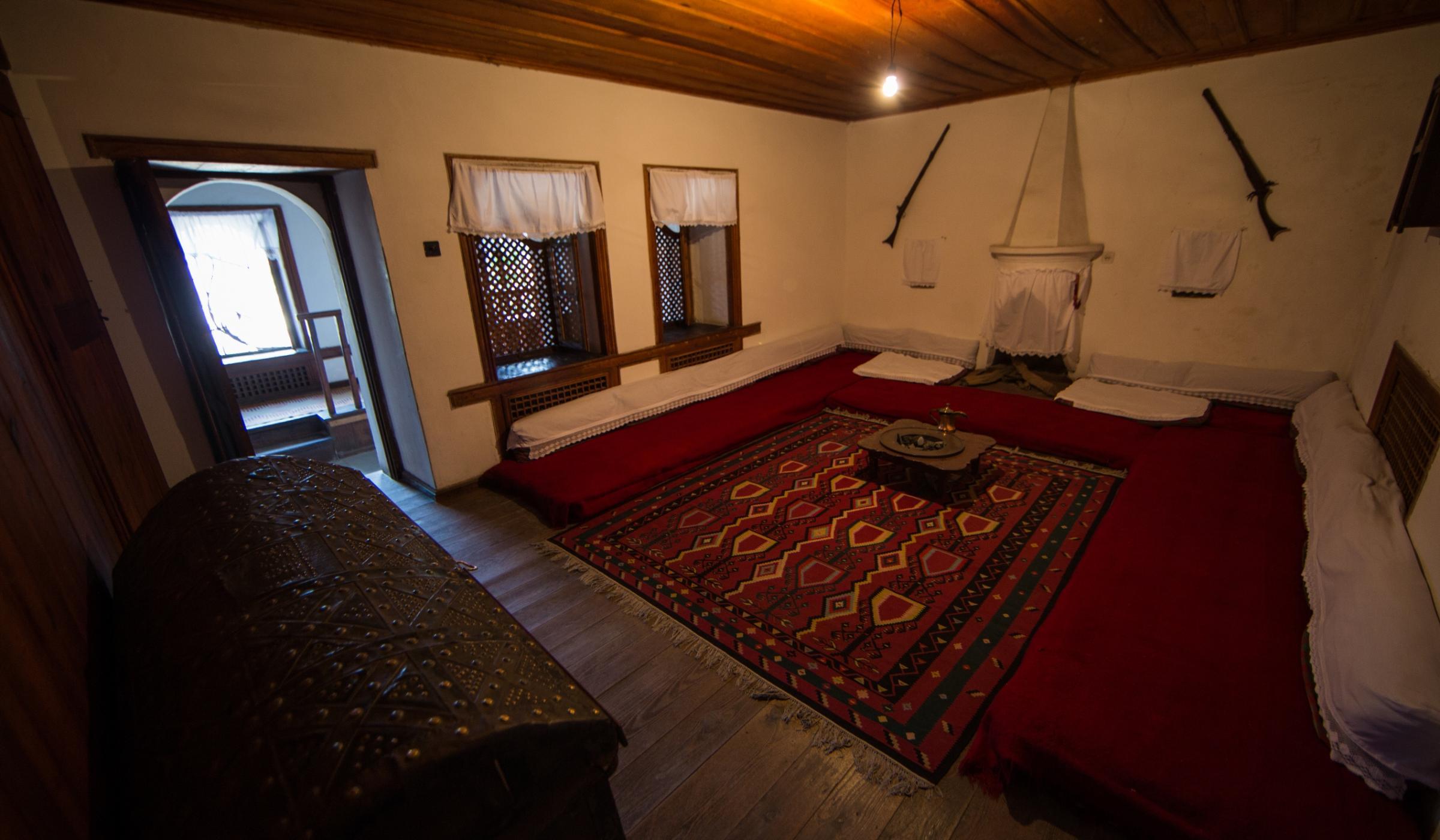 Albanian Room