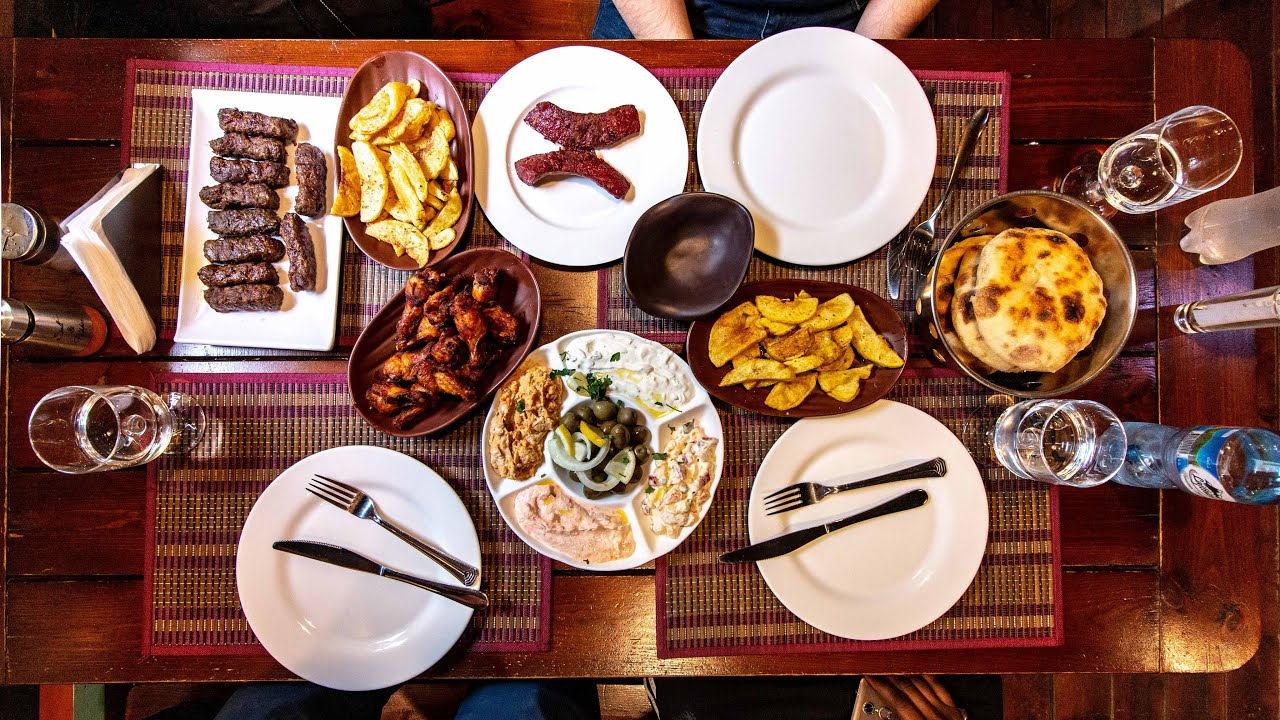 Food Tour Tirana (Lunch)