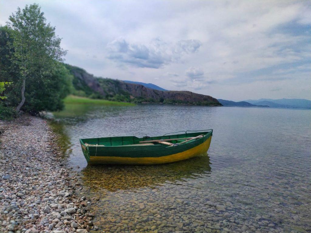 Lin Pogradec Ohrid Lake