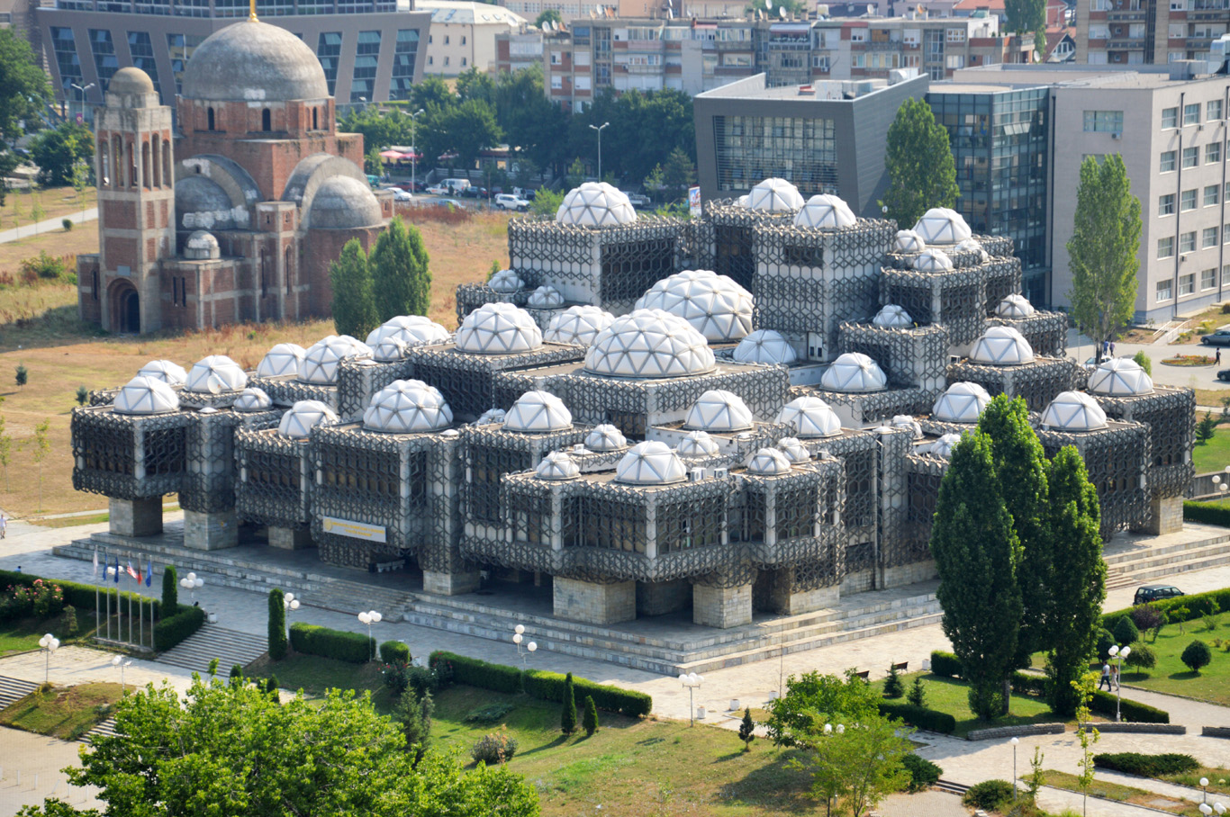 Full Day Tour of Pristina from Tirana