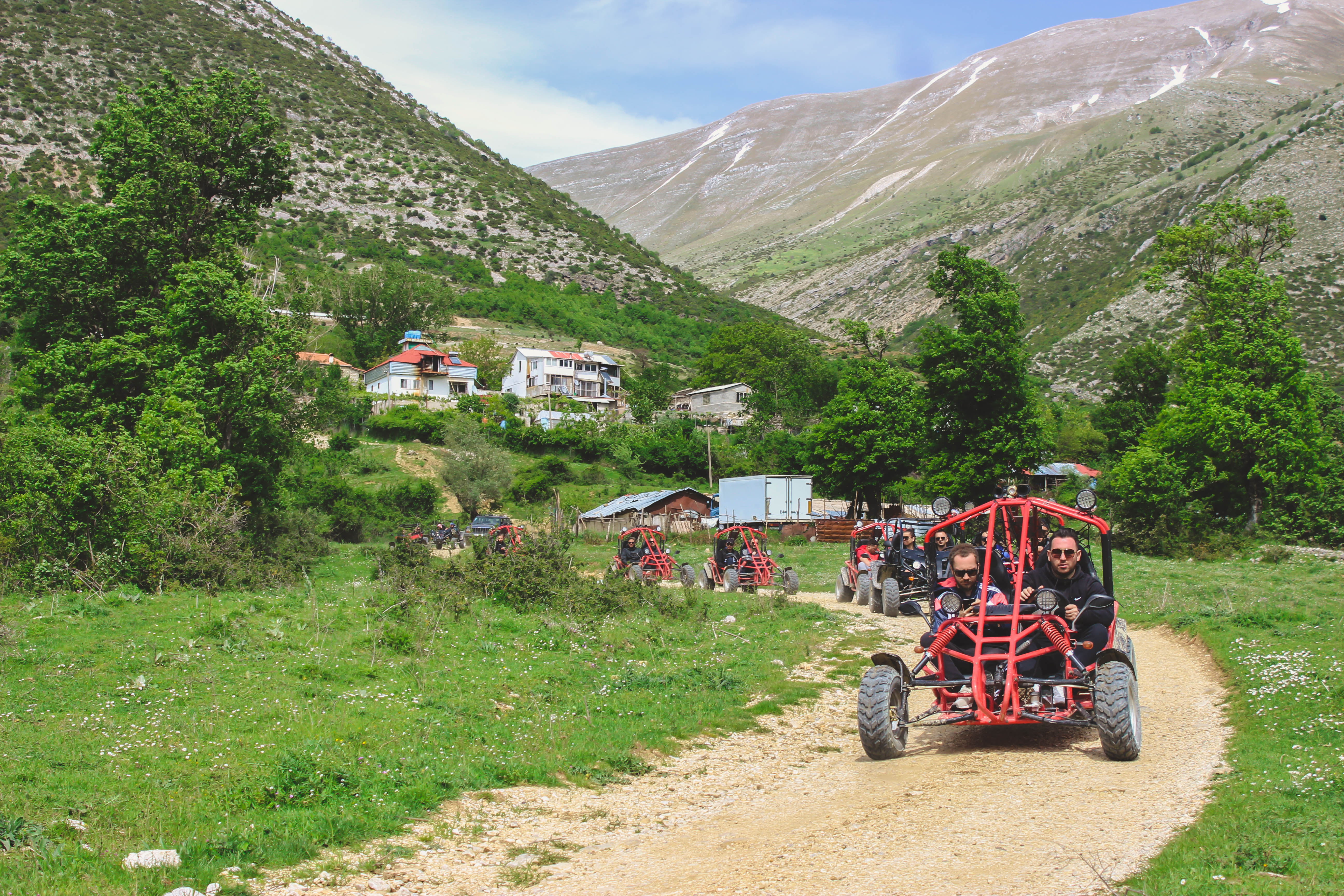 Albanian Adventure