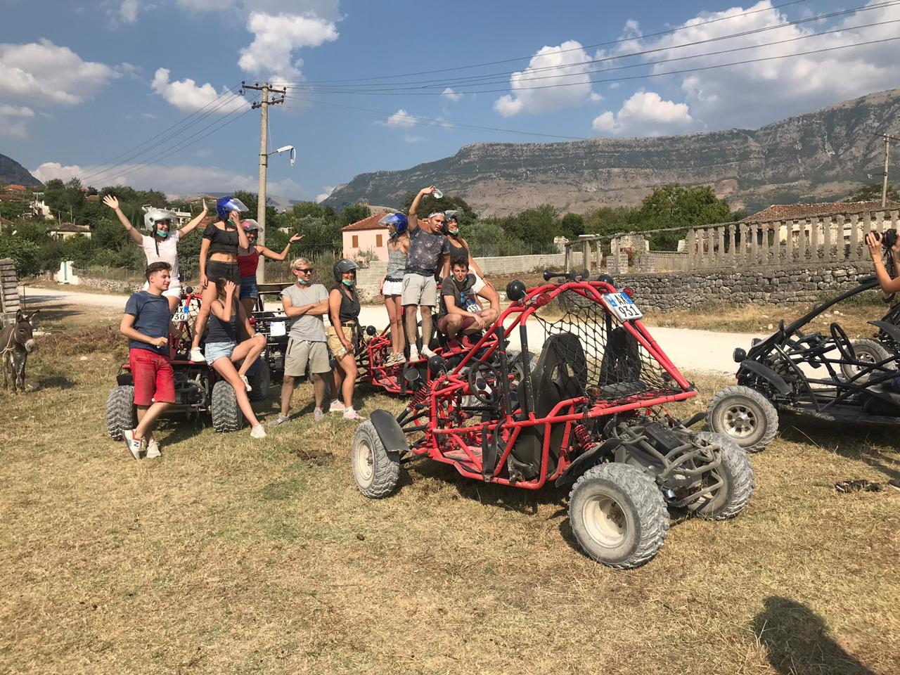 Group Buggy Tour