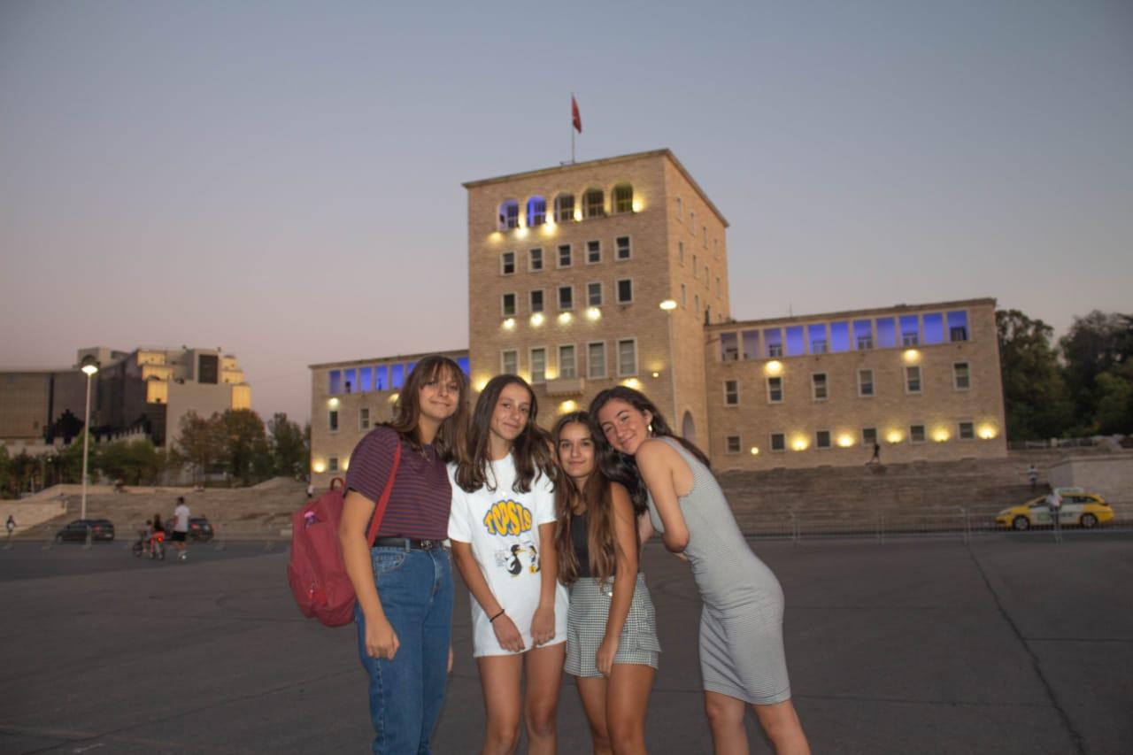 Photo tour of Tirana