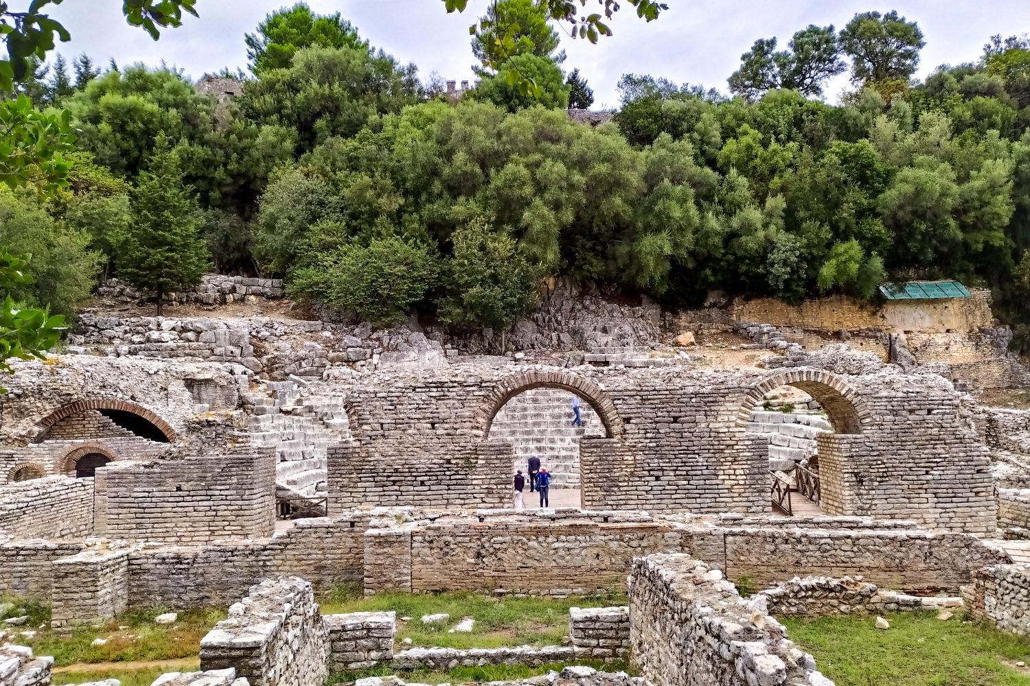 Theater of Butrint