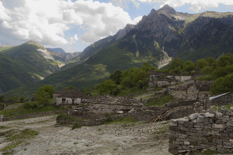 Mountain Biking South of Albania