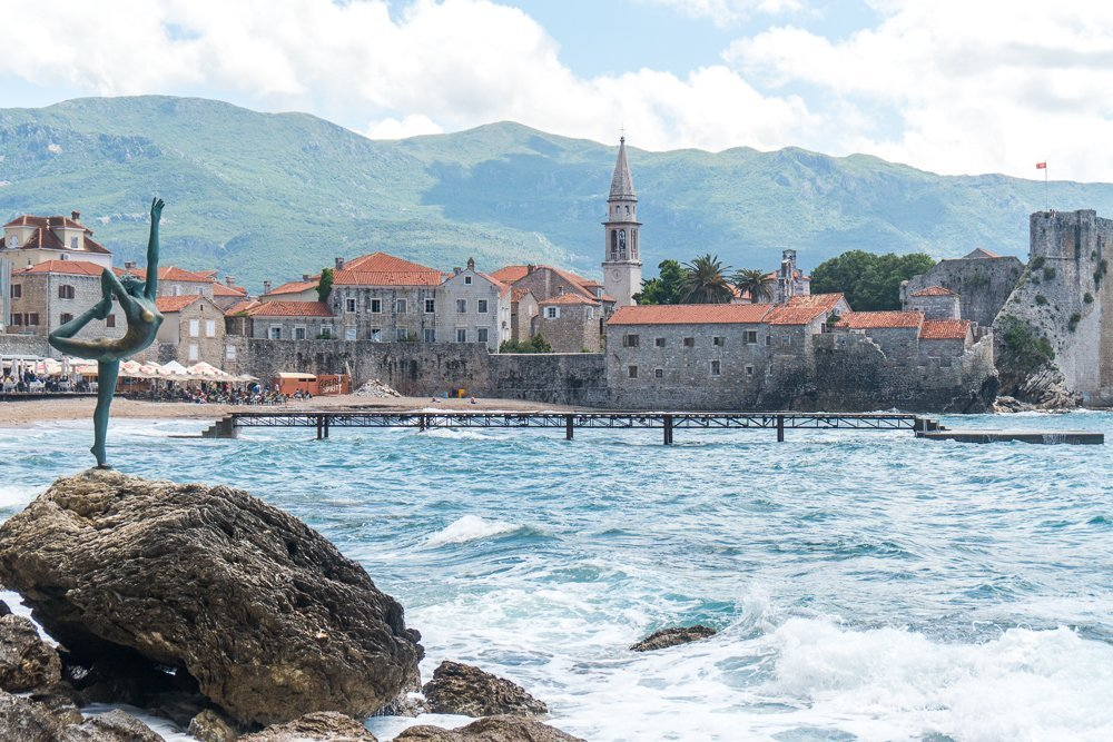 Private transport to Budva