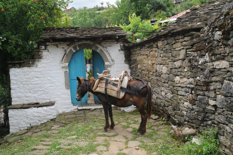 Hiking South of Albania