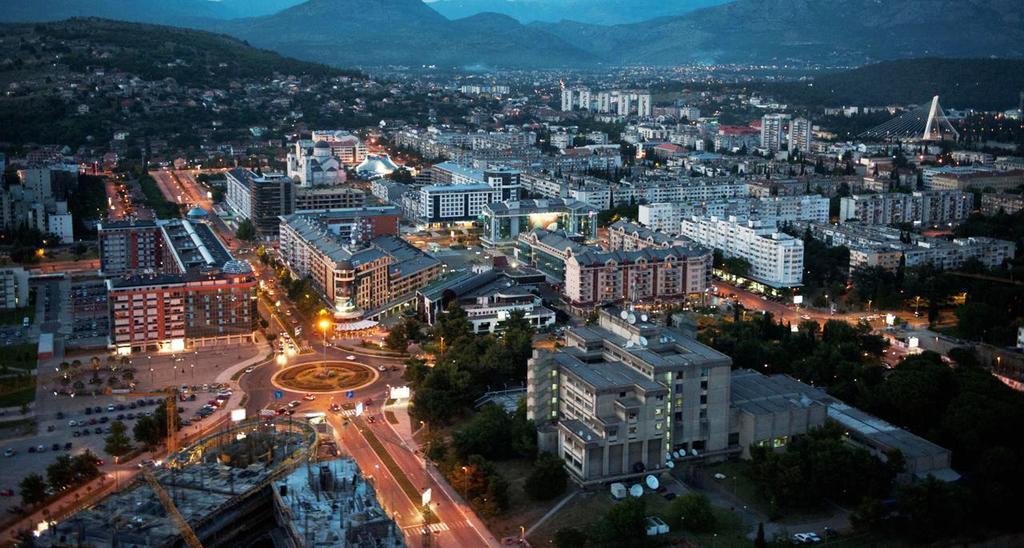 Private transport to Podgorica