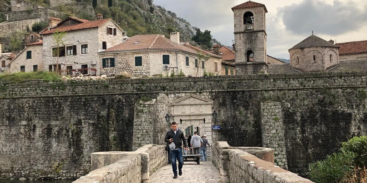 Tour of Montenegro and Albania
