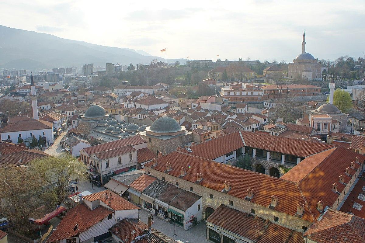 Kurshimli Han Skopje