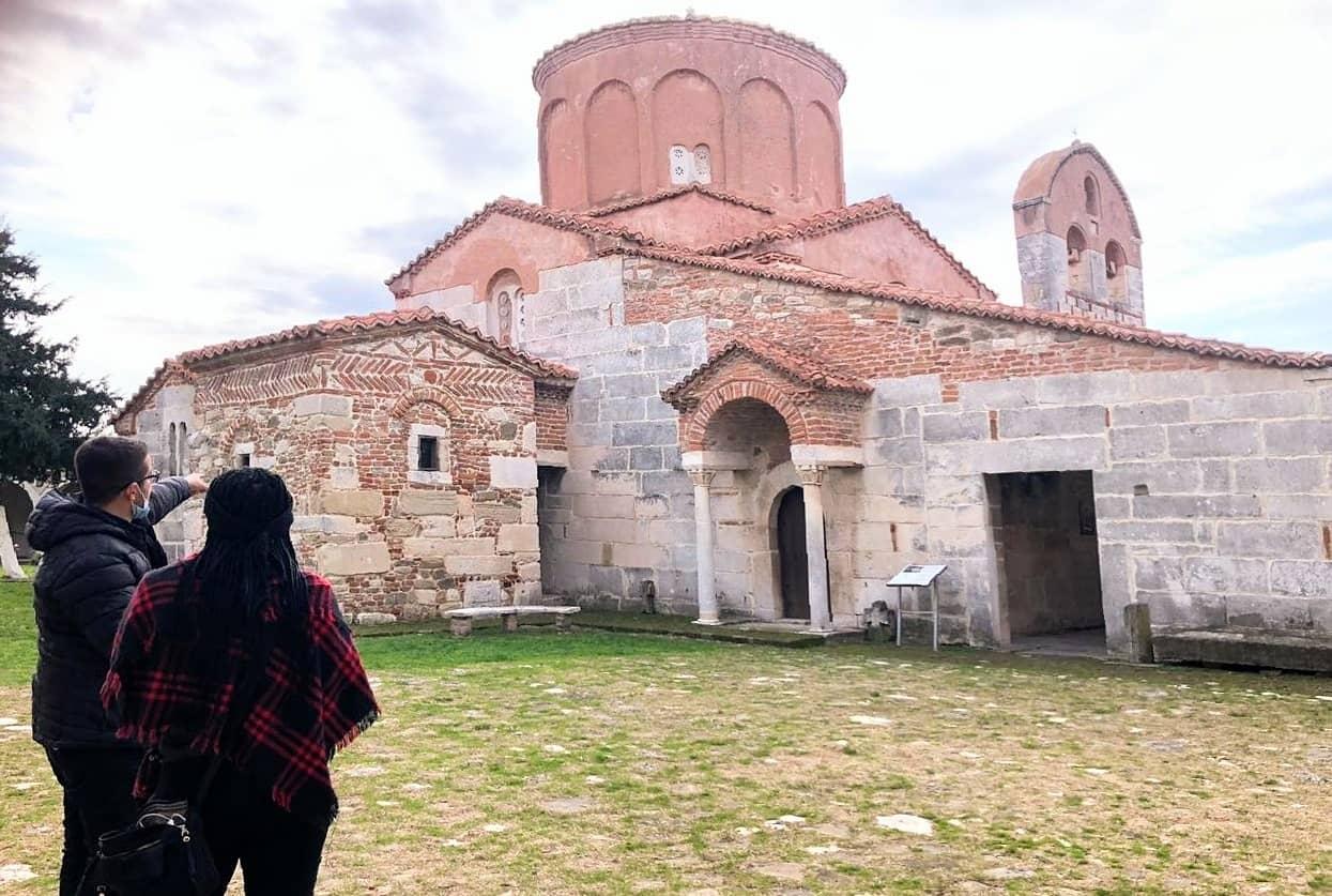 Tour of Apollonia from Tirana