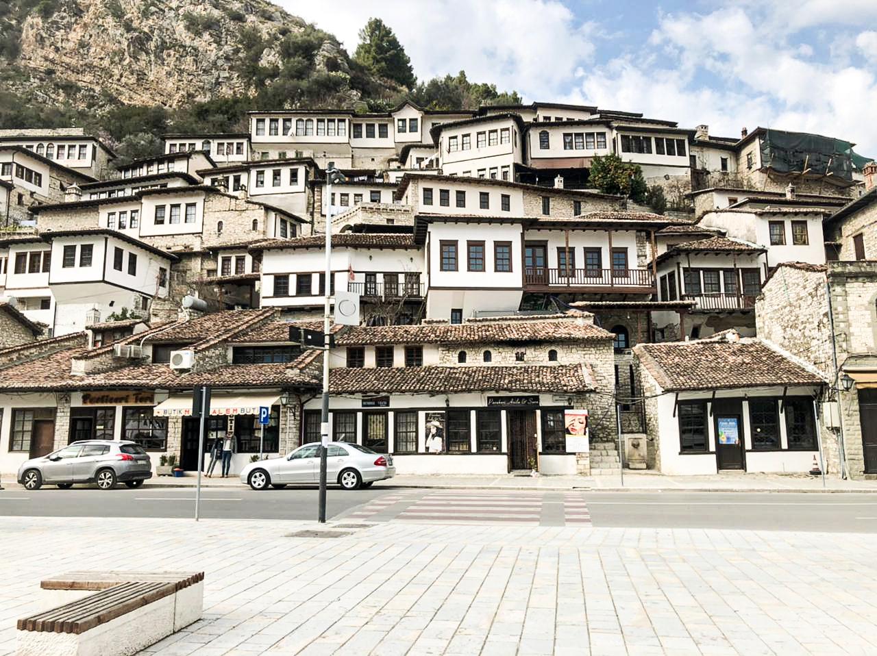 Mangalem in Berat