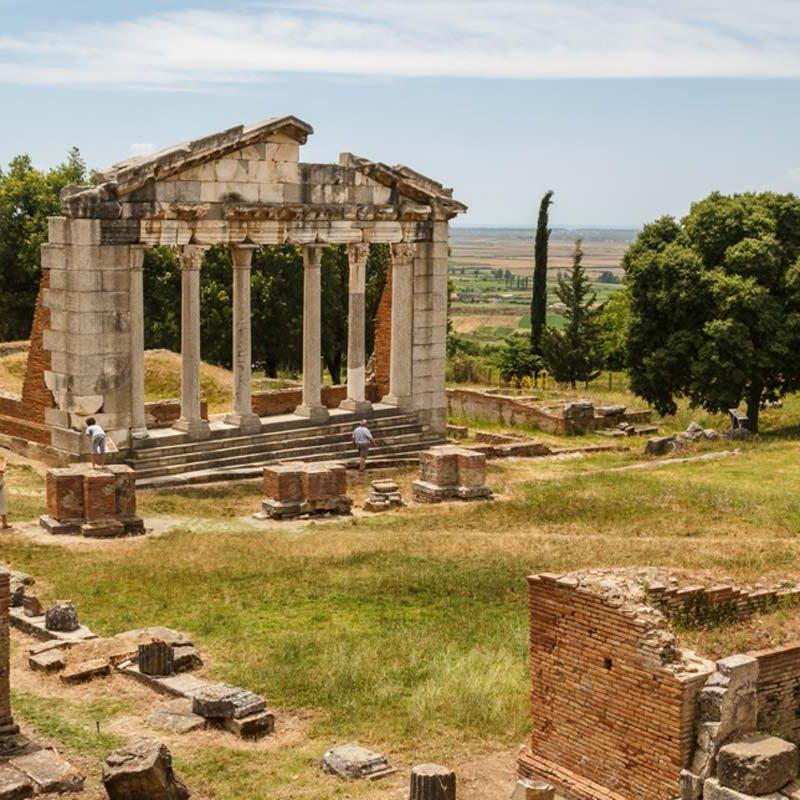 Day Tour Apollonia